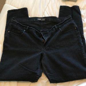 Like New Black Jeans